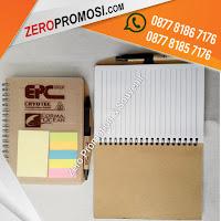 Memo Notes Post-It Pen, notes daur ulang, memo recycle daur ulang ramah lingkungan, Wooden Memo with pen recycle, Memo Notes Recycle Post It Pen Mika, Memo daur ulang, notes daur ulang, notes ring daur ulang, Notes cover polos 4 in 1 (notes + memo + stickynotes + bolpen)
