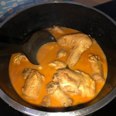 Cara Buat Kari Ayam Simple