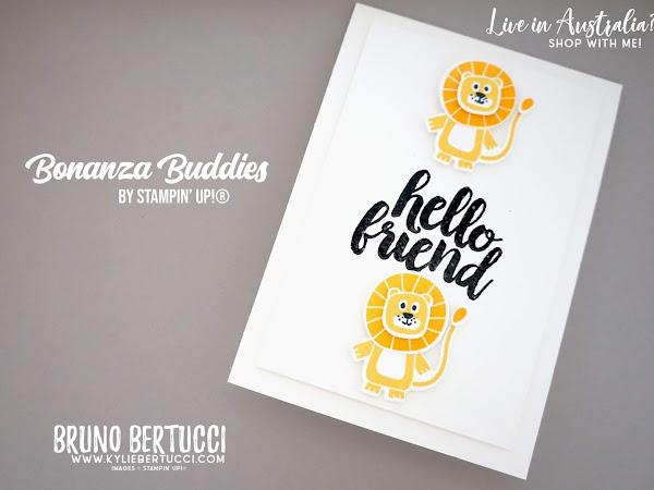 VIDEO: Live YouTube Crafting with Bruno   Bonanza Buddies