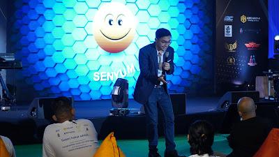 Seminar Motivasi Online Boost Up Sales Gathering 2021 bersama Motivator Muda Indonesia Edvan M Kautsar New Normal Online Training