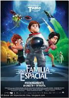 Una Familia Espacial / Atrapa la Bandera