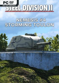 Baixar: Steel Division 2 - Nemesis 4 - Storming Toulon Torrent (PC)