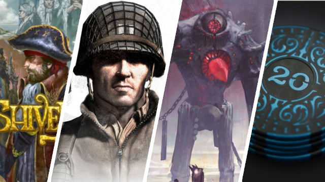 Kickstarter Highlights - Company of Heroes, Shiver Me Timbers, Iron Clays and Spades, Icaion and Sensor Ghosts