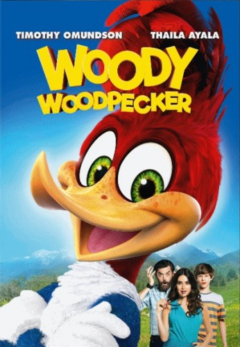 Woody Woodpecker [2017] [DVDR] [NTSC] [CUSTOM HD] [Latino 5.1]