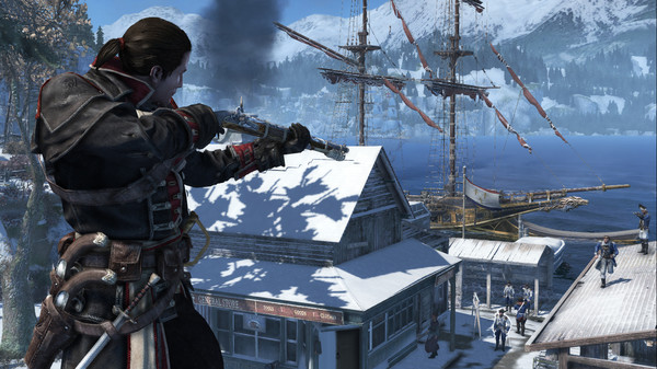 Assassin's Creed Rogue PC Game For FREE