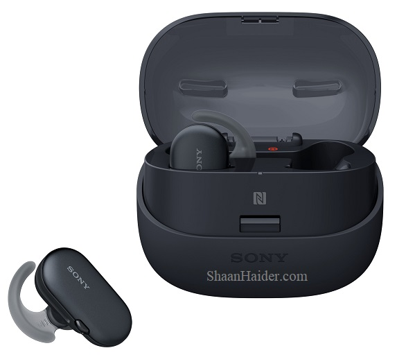 Sony WF-SP900 Waterproof and Truly Wireless Earphones with 4GB Storage - Full Specs, Features, Price and Availability