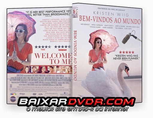 BEM-VINDOS AO MUNDO (2015) DUAL AUDIO DVD-R OFICIAL