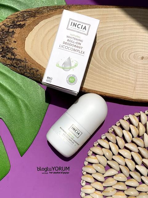 INCIA Doğal Beyazlatıcı Roll-On Deodorant kullananlar