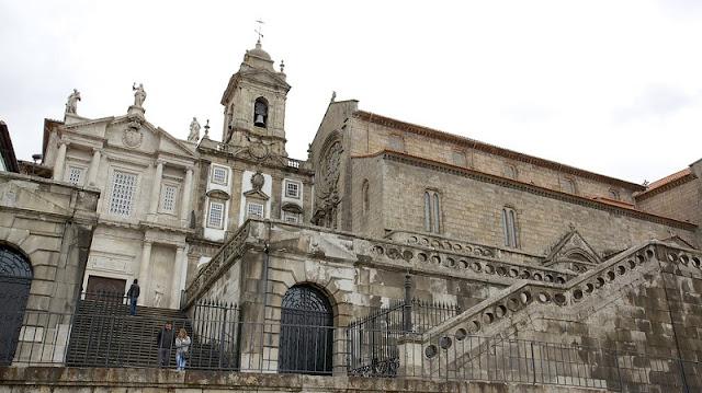 Igreja de São Francisco no Porto