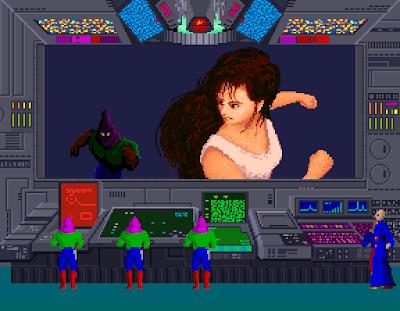 Videojuego Rolling Thunder - versión Arcade