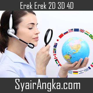 Erek Erek Menjadi Penerjemah 2D 3D 4D