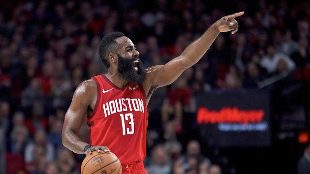 Nyaris Mengoleksi 50 Persen Dari Total Poin Yang Diraih Rockets Lawan Knicks