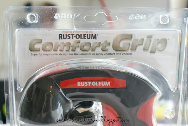 spray paint can holder Rustoleum Comfort Grip