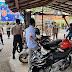 Polres Batola Polda Kalsel Lakukan Gelar Ops Yustisi Penegakan Perbup no 54 tahun 2020