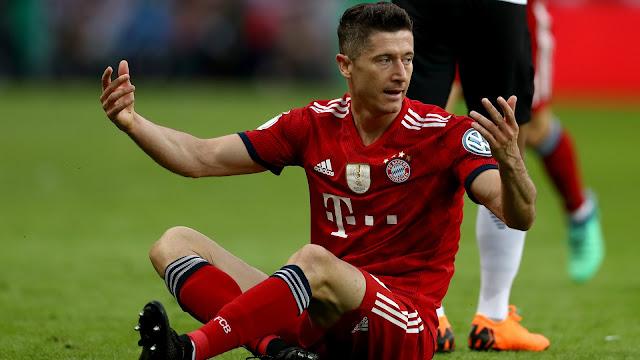 150 triệu cũng không bán, Bayern quyết giữ Lewandowski