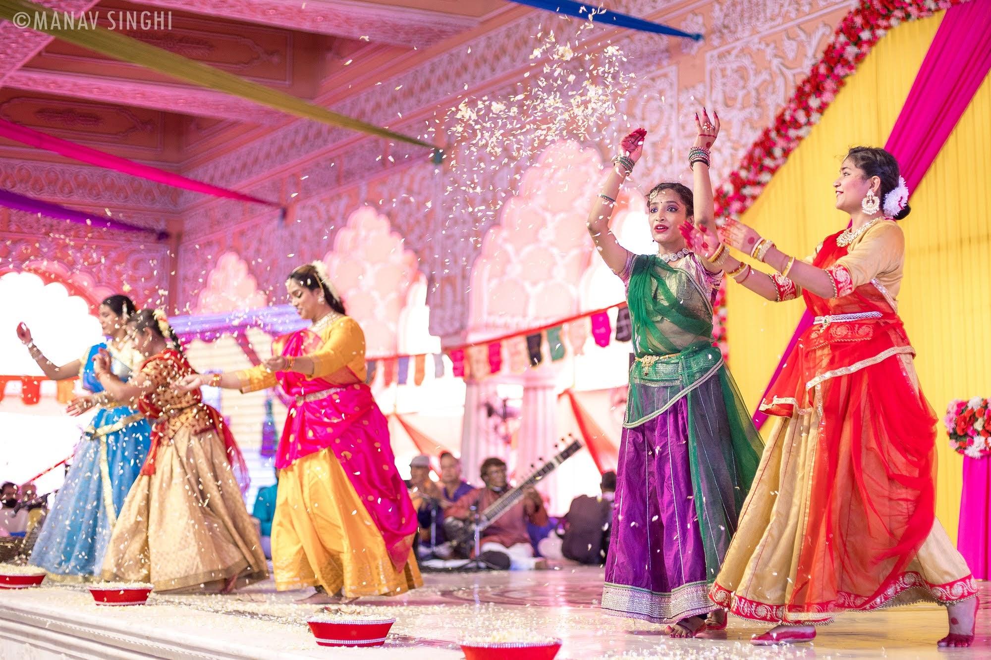 FagUtsav, Govind DevJi Mandir, Jaipur - 2021