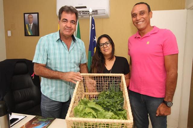 Cidade Ocidental tem escola focada no ensino sustentável