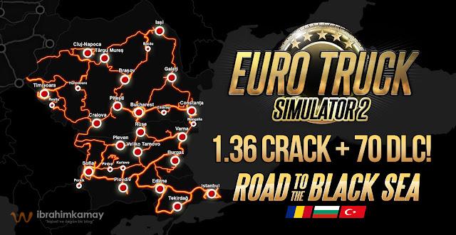Euro Truck Simulator 2 1.36 Crack