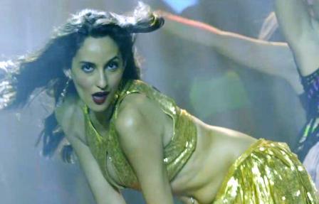 sexy nora fatehi balley dance