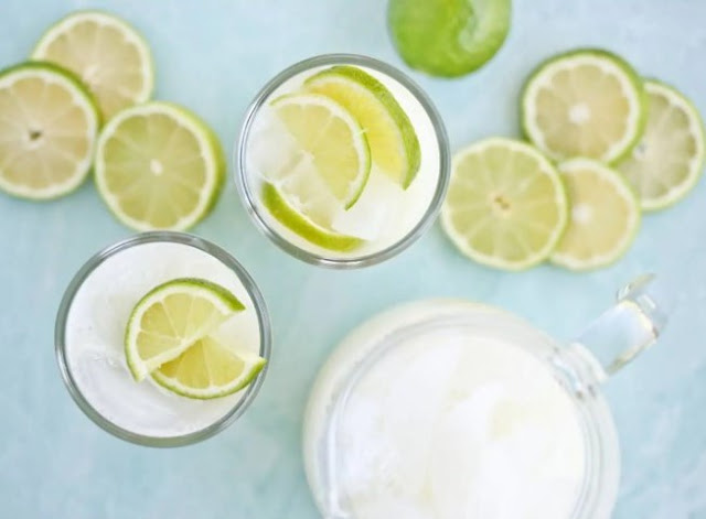 Brazilian Lemonade #summer #drinks
