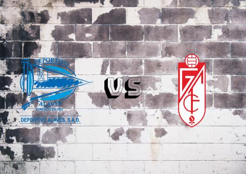 Deportivo Alavés vs Granada  Resumen