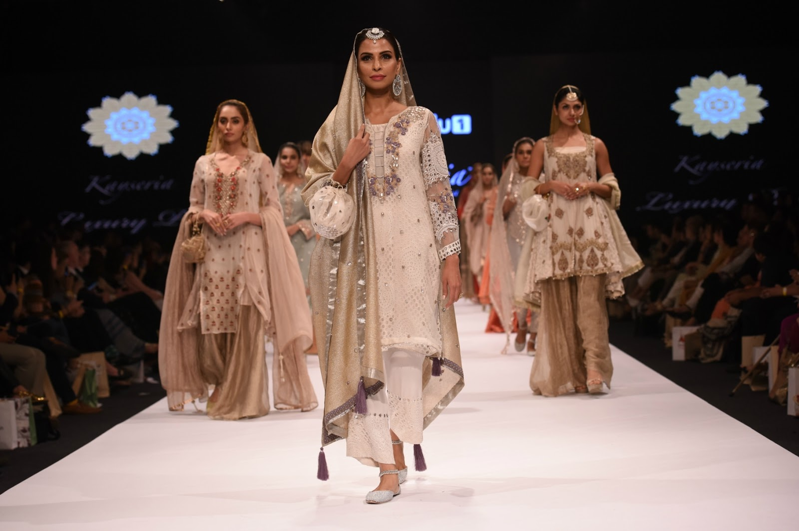 ... fashion shows pakistani village girl launches vc funded fashion