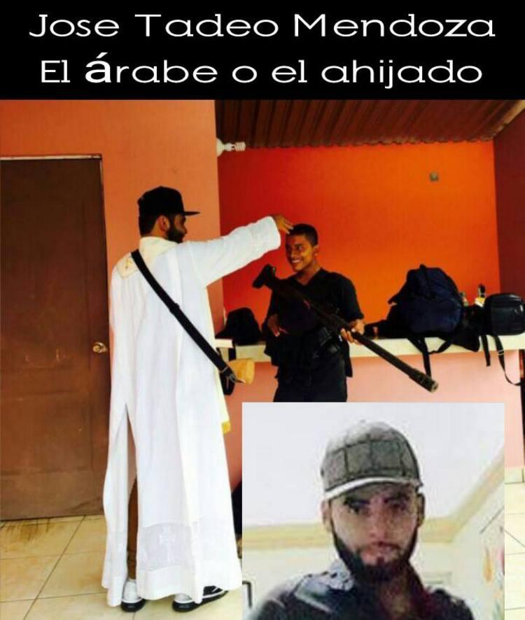 "Vídeo: Confirman muerte de ""El Árabe"", jefe regional de CJNG en Michoacan"