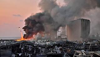 Teroris Syiah Hizbullah Disebut Menimbun Amonium Nitrat di Eropa