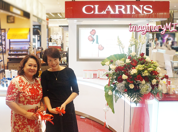 Imaginary Friend EVENT REPORT CLARINS
