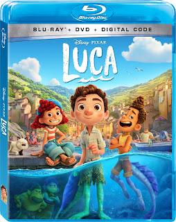 Luca [BD25] *Con Audio Latino