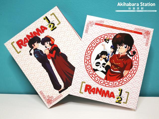 Review de Ranma 1/2 Edición Coleccionista Blu-Ray - SelectaVision