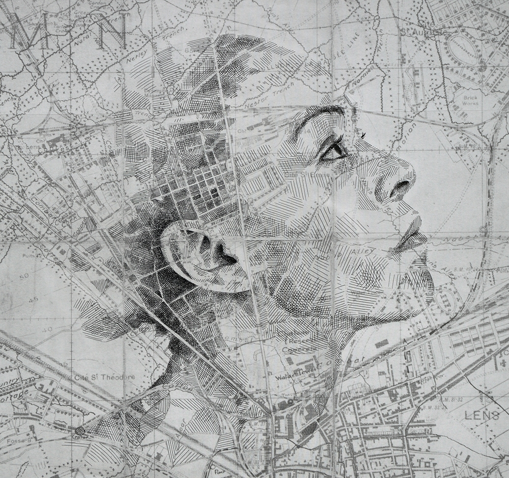01-Chester-Street-Edward-Fairburn-Maps-and-Cartography-linked-to-Portrait-Drawings-www-designstack-co