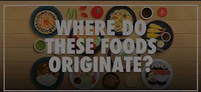 BeQuizzed Where Do These Foods Originate Quiz Answers