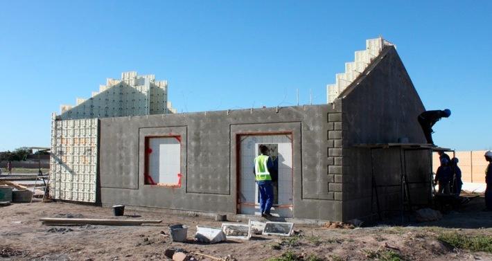Poured Concrete Homes