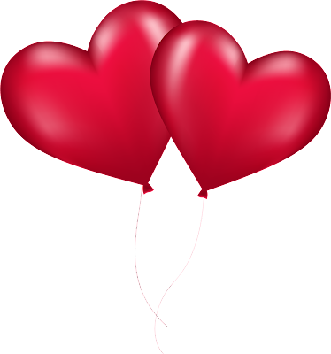free heart balloon png images