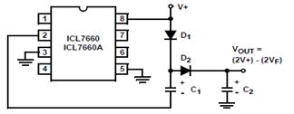 Positive Voltage Doubling Circuit