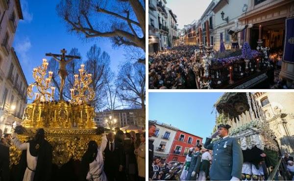Los cambios que vienen en Semana Santa de Granada 2020