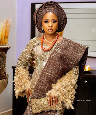 Queen of Oyo Olori Ajoke Badirat Adeyemi latest photos and news latest