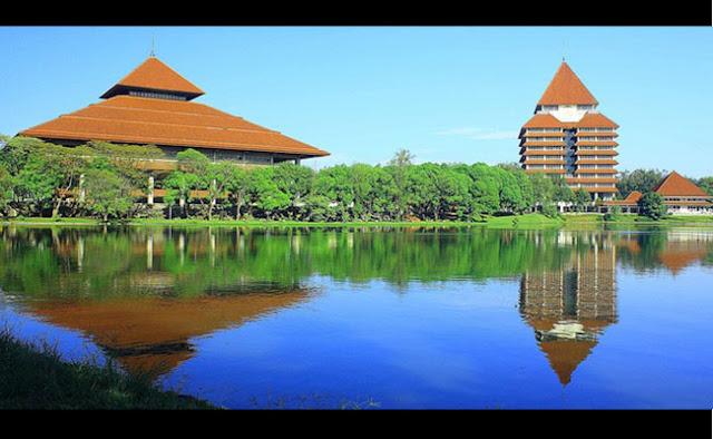 Gapailah mimpi yang cemerlang di universitas indonesia