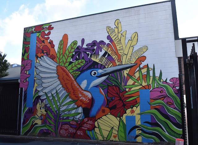 Street Art in Wodonga by Rosie Woods