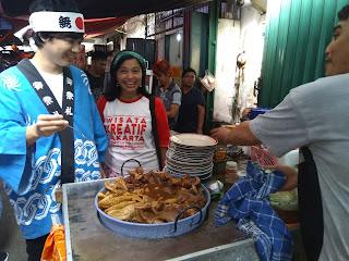 Jelajah Wisata Kuliner Pecinan Glodok