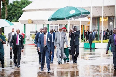 , President Buhari's Campaign Bodyguards Cry Out! Their Story Will Touch You, Latest Nigeria News, Daily Devotionals & Celebrity Gossips - Chidispalace