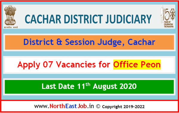 District Session Judge Cachar Silchar