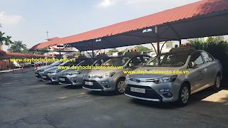 Khóa học lái xe ô tô B2 tại Hà Nội
