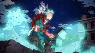 "My Hero Academia manga 272 ""GOOD MORNING"" review"