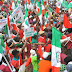 Labour Protests in Abuja Over Minimum Wage