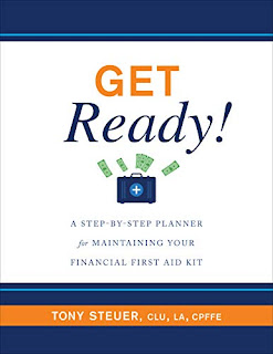 Get Ready! a financial planning guide book promotion sites by Tony Steuer