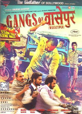 Gangs Of Wasseypur 2012 Part 1 [Hindi 5.1ch] 720p | 480p BRRip ESub x264 1.2Gb | 500Mb