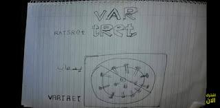 عبد الرحمن الأسعد Vartret