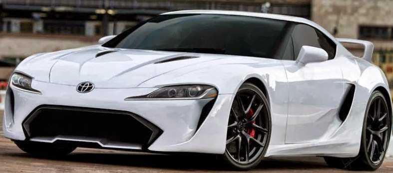 2015 Toyota Supra Review and Space